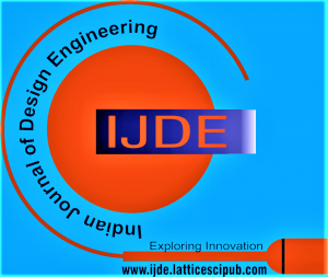 Indian Journal of Design Engineering (IJDE)